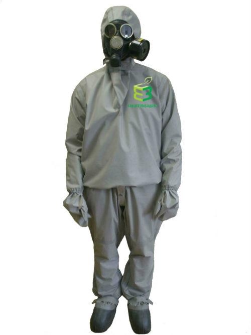 Защитные костюмы химические